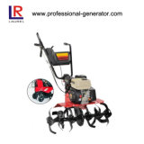 6.5HP Remote Control Rotary Cultivator, Power Gasoline Tiller