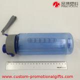 750ml de milieuvriendelijke Duidelijke Plastic Fles van PC met Schaal