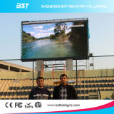 A maioria de diodo emissor de luz Display Screen de Cheap P10 SMD Outdoor Waterproof Full Color para Advertizing