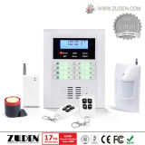 Alarme GSM Wireless Home Security avec écran LCD