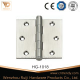 Hohes Security Butt Hinge für Heavy Door&Window (HG-1018)
