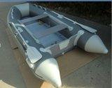 De hete Boot van het Materiaal van pvc Hull van de Verkoop Opblaasbare Rubber