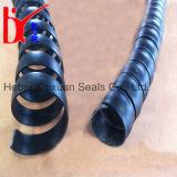 Funda protectora espiral, cubierta hidráulica de la protección del tubo