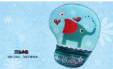 Gel Wrist Pad com Elephant Design