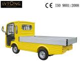 Caminhão elétrico do transporte de carga de 2 Seater