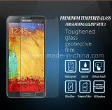 2016년 공장 가격 아사히 유리제 전화 스크린 프로텍터는 2.5D Profect Samsung 은하 주 3을%s 적당한 고품질 9h 프로텍터를 치료했다