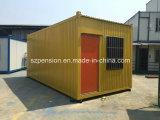 Подгонянная удобная Prefab полуфабрикат/складывая модульная дом района конструкции