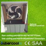 2016 refrigeradores de aire industriales de Dubai/comerciales evaporativos portables ambientales del desierto