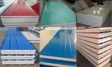 Панели сандвича EPS цвета высокого качества для строительных материалов домов контейнера