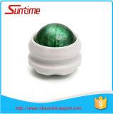 Massager de rouleau de dos d'exercice d'entraînement de forme physique, boule de commande de massage, boule de marbre de massage