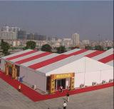 Grande tente industrielle de structure en aluminium/tente industrielle durable de mémoire