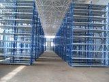 Shelving longo da extensão do armazenamento do Decking do metal
