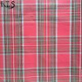 Baumwollpopelin-gesponnenes Garn färbte Gewebe für Kleid-Hemden/Kleid Rls60-6po