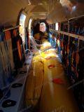 Sacos de água para o teste de carga do bote de salvamento