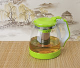 1800ml Highquality Glass Teapot con Handle
