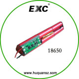 Batterieleistung-Bank nachladbare Li-Ionbatterie 3.6V 18650 12000mAh