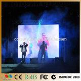 Mur extérieur de vidéo de tube de P10mm de la couleur polychrome DEL de puce