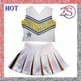 Uniformes Cheerleading sublimés par uniformes faits sur commande de Cheerleading