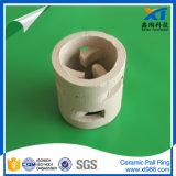 Anillos de cerámica del paño mortuorio de la resistencia de alto grado de ácido