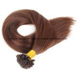 Estensione brasiliana dei capelli umani di punta dei capelli umani V