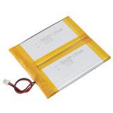 nachladbare Ionenbatterie des Lithium-3.7V für Energien-Bank (3000mAh)