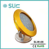 최신 Fashion 23W IP68 Fountain LED Underwater Light (SLW-08)