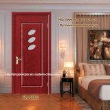 パネル・ドア、PVCはドア、プラスチックプロフィール、ドアを薄板にした
