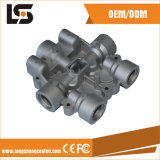 Cnc-Motorrad bearbeitete Aluminiumteil-Fertigung maschinell
