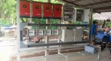 Doit stigmatiser ISO9001 l'usine normale onde sinusoïdale pure l'inverseur solaire hybride 5kVA