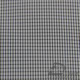 Acqua & di modo del rivestimento prodotto cationico intessuto rivestimento Vento-Resistente 100% del filamento del filato del poliestere del jacquard del plaid giù (X031)