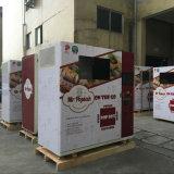 مصنع [ديركت سل] طعام وبيتزا [فندينغ مشن] في مخازن