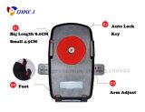 Кронштейн держателя сотового телефона выхода кондиционера автомобиля держателя лобового стекла автомобиля 180 градусов всеобщий стоит для мобильного телефона GPS