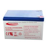 12V18ah de navulbare Zure Batterij van het Lood van UPS met van Ce Ul- Certificaat