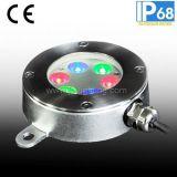 三色の防水LEDの水中プールライト(JP94266-AS)