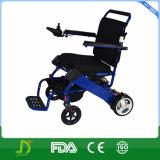 Preiswerter Preis alles Gelände, das Strom-Rollstuhl faltet