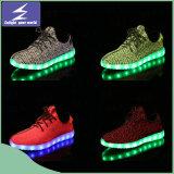 신식 운영하는 변하기 쉬워 다채로운 LED 가벼운 단화