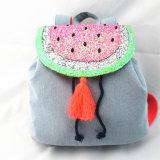 Mädchen Mini-Wassermelone Eimer Rucksack