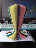 Chapéu de papel colorido novo do chapéu de vaqueiro para o presente dos jogos