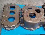 Bastidor de arena modificado para requisitos particulares, bastidor del hierro, bastidor de la caja de engranajes para el carro
