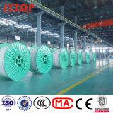 6 / 10kv Yxc7V-R (TS) Aislamiento de XLPE PVC de la envoltura del cable de cobre, cable N2XSY VDE0276