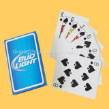 La publicité du constructeur de cartes de jeu pour le propriétaire