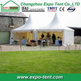 Tente de pagode en aluminium 3X3m pour fête et mariage