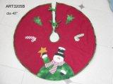 크리스마스 훈장 산타클로스 나무 치마