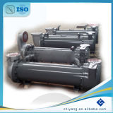 ASMEの圧縮機のクーラーに使用する産業料金水空気クーラー