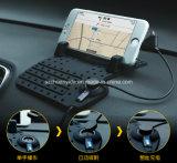 Держатель автомобиля кремния с магнитный поручать для мобильного телефона