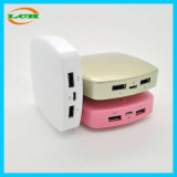 6000mAh to 13000mAh mini postage Pressed Powder case Power bank