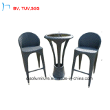 C-Wholesale Outdoor Rattan Furniture Bar Chair und Table