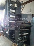 Impresora de Flexo con todo el del corte molde ULTRAVIOLETA adentro