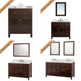 Fed-1004 24 Inch Beautiful Ceramic Sink Modern Vanities de banheiro