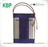 3.7V Lipo Rechargeable Lithium Battery con el PWB